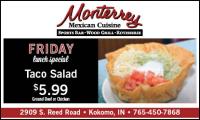 Monterrey Mexican Cuisine
