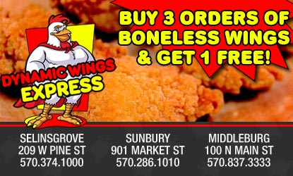 Dynamic Wings Express Coupon Other Restaurants Coupons 17801