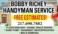 Bobby Richey Handyman Service