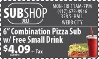 The Sub Shop
