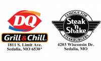 Dairy Queen & Steak & Shake