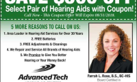 Advanced Tech Hearing Centers