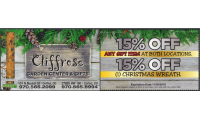 Cliffrose Garden Center & Gifts