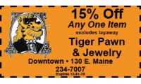 Tiger Pawn