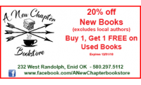 A New Chapter Bookstore