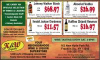 K&W Liquors