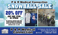 P & R Medical Connection