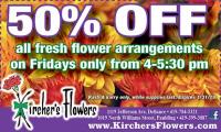 Kirchers Flowers