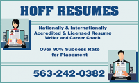 Hoff Resumes