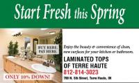 Laminated Tops of Terre Haute