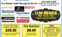 Quick Lane Tire & Auto Center