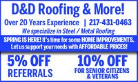 D & D Roofing