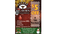 Little Big Horn Cattle Company