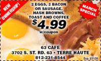 63 Cafe