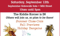 The Kiddie Korner