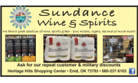 Sundance Wine & Spirits