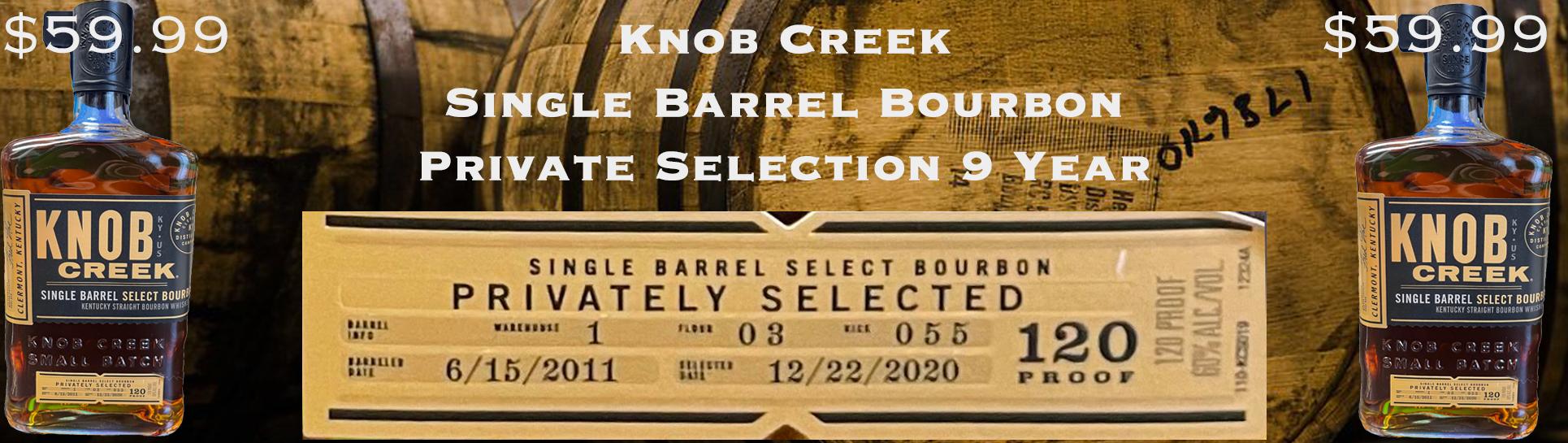 Knob Creek Private