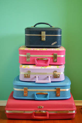 Height 480 suitcases