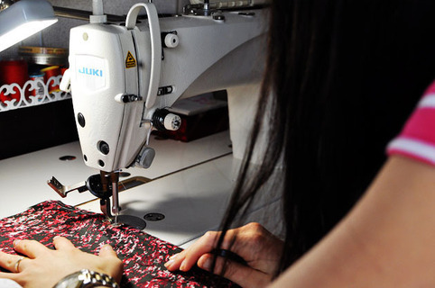 Height 320 sewing