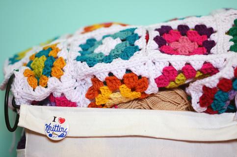 Height 320 crochet 20blanket