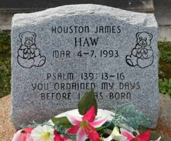 HAW, HOUSTON JAMES - Acadia County, Louisiana | HOUSTON JAMES HAW - Louisiana Gravestone Photos