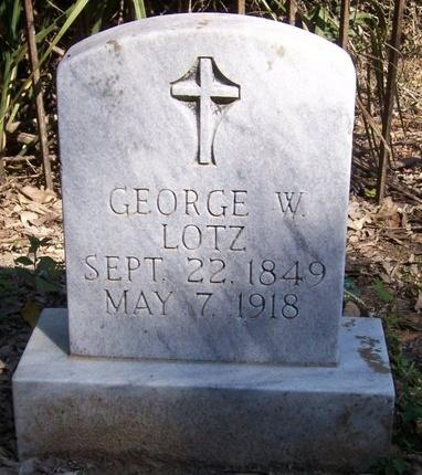 LOTZ, GEORGE WILLIAM - Acadia County, Louisiana | GEORGE WILLIAM LOTZ - Louisiana Gravestone Photos