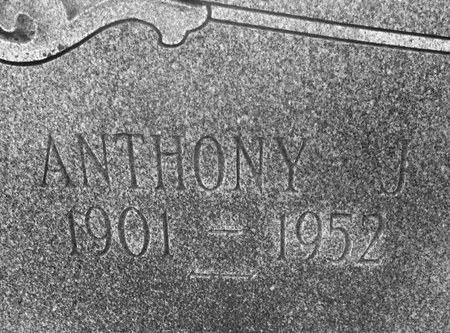 PIZZOLATO, ANTHONY J  (CLOSEUP) - Ascension County, Louisiana | ANTHONY J  (CLOSEUP) PIZZOLATO - Louisiana Gravestone Photos