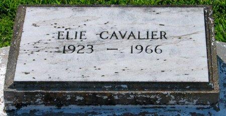 CAVALIER, ELIE - Assumption County, Louisiana | ELIE CAVALIER - Louisiana Gravestone Photos