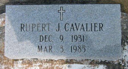 CAVALIER, RUPERT J - Assumption County, Louisiana | RUPERT J CAVALIER - Louisiana Gravestone Photos