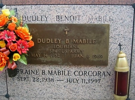 MABILE, LORRAINE B - Assumption County, Louisiana | LORRAINE B MABILE - Louisiana Gravestone Photos