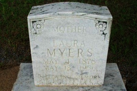 MYERS, LAURA - Beauregard County, Louisiana | LAURA MYERS - Louisiana Gravestone Photos