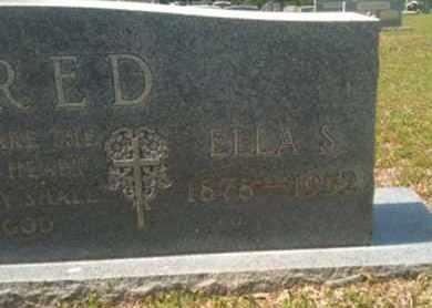 STEPHENS ALFRED, ELLA - Bienville County, Louisiana | ELLA STEPHENS ALFRED - Louisiana Gravestone Photos