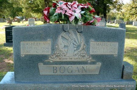 BOGAN, MABEL - Bienville County, Louisiana | MABEL BOGAN - Louisiana Gravestone Photos