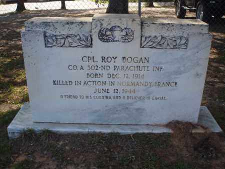 BOGAN, ROY - Bienville County, Louisiana | ROY BOGAN - Louisiana Gravestone Photos