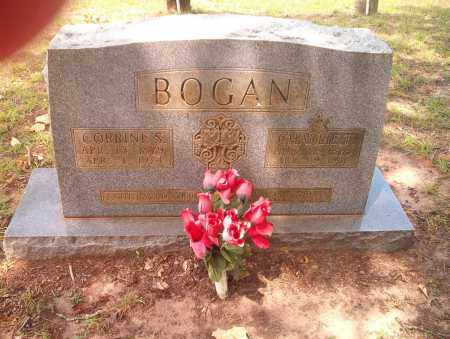 BOGAN, CORRINE - Bienville County, Louisiana | CORRINE BOGAN - Louisiana Gravestone Photos