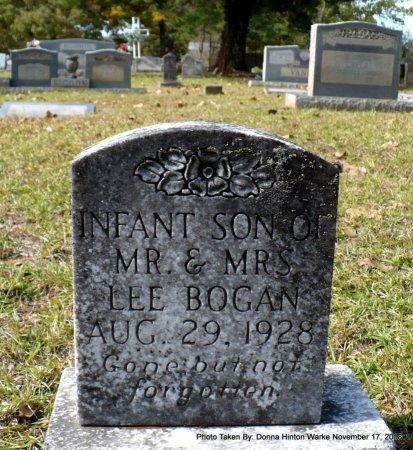 BOGAN, INFANT SON - Bienville County, Louisiana | INFANT SON BOGAN - Louisiana Gravestone Photos