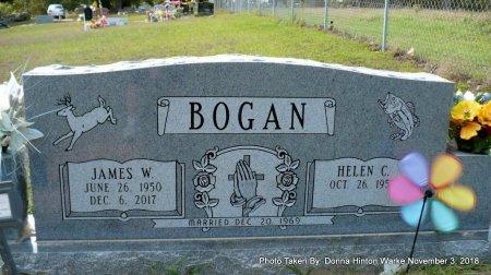 BOGAN, JAMES WILLIAM - Bienville County, Louisiana | JAMES WILLIAM BOGAN - Louisiana Gravestone Photos