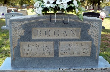 BOGAN, MARY ANN - Bienville County, Louisiana | MARY ANN BOGAN - Louisiana Gravestone Photos