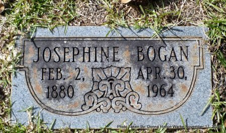 BOGAN, JOSEPHINE E - Bienville County, Louisiana | JOSEPHINE E BOGAN - Louisiana Gravestone Photos