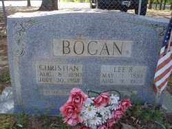 BOGAN, CHRISTIAN W - Bienville County, Louisiana | CHRISTIAN W BOGAN - Louisiana Gravestone Photos