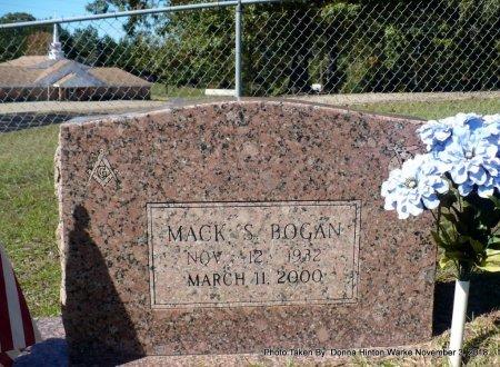 BOGAN, MACK SIDNEY - Bienville County, Louisiana | MACK SIDNEY BOGAN - Louisiana Gravestone Photos