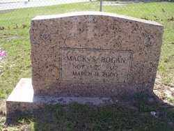 BOGAN, MACK SIDNEY - Bienville County, Louisiana   MACK SIDNEY BOGAN - Louisiana Gravestone Photos