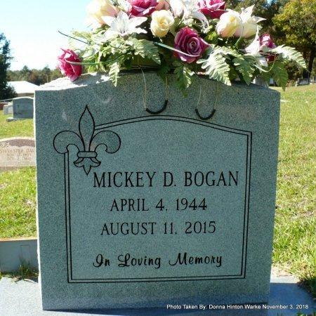 BOGAN, MICKEY DOUGLAS - Bienville County, Louisiana   MICKEY DOUGLAS BOGAN - Louisiana Gravestone Photos