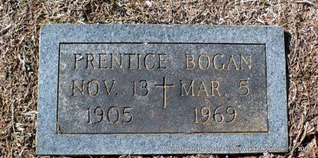 BOGAN, PRENTICE - Bienville County, Louisiana | PRENTICE BOGAN - Louisiana Gravestone Photos