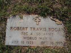 BOGAN, ROBERT TRAVIS - Bienville County, Louisiana | ROBERT TRAVIS BOGAN - Louisiana Gravestone Photos