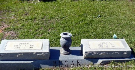 BOGAN, NELLIE C - Bienville County, Louisiana | NELLIE C BOGAN - Louisiana Gravestone Photos