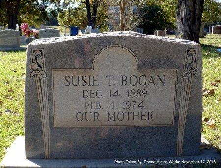 BOGAN, SUSIE TABITHA - Bienville County, Louisiana | SUSIE TABITHA BOGAN - Louisiana Gravestone Photos