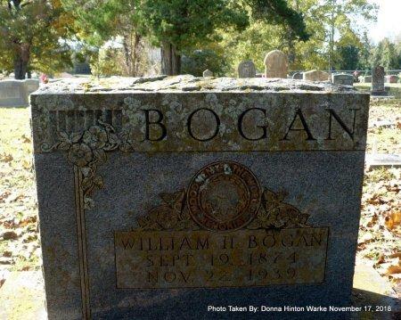 BOGAN, WILLIAM H - Bienville County, Louisiana | WILLIAM H BOGAN - Louisiana Gravestone Photos