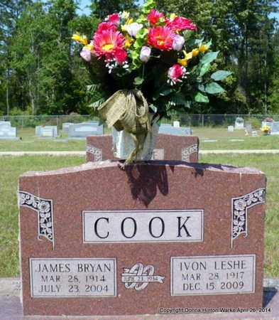 COOK, JAMES BRYAN JR - Bienville County, Louisiana | JAMES BRYAN JR COOK - Louisiana Gravestone Photos
