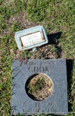 COOK, LORI LYNN - Bienville County, Louisiana | LORI LYNN COOK - Louisiana Gravestone Photos